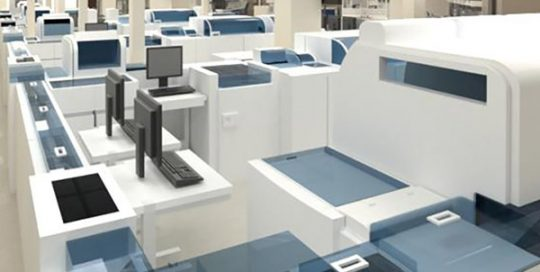 Florida Hospital Automated Clinical Testing Laboratories.
