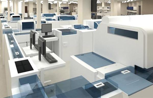 Florida Hospital Automated Clinical Testing Laboratories.