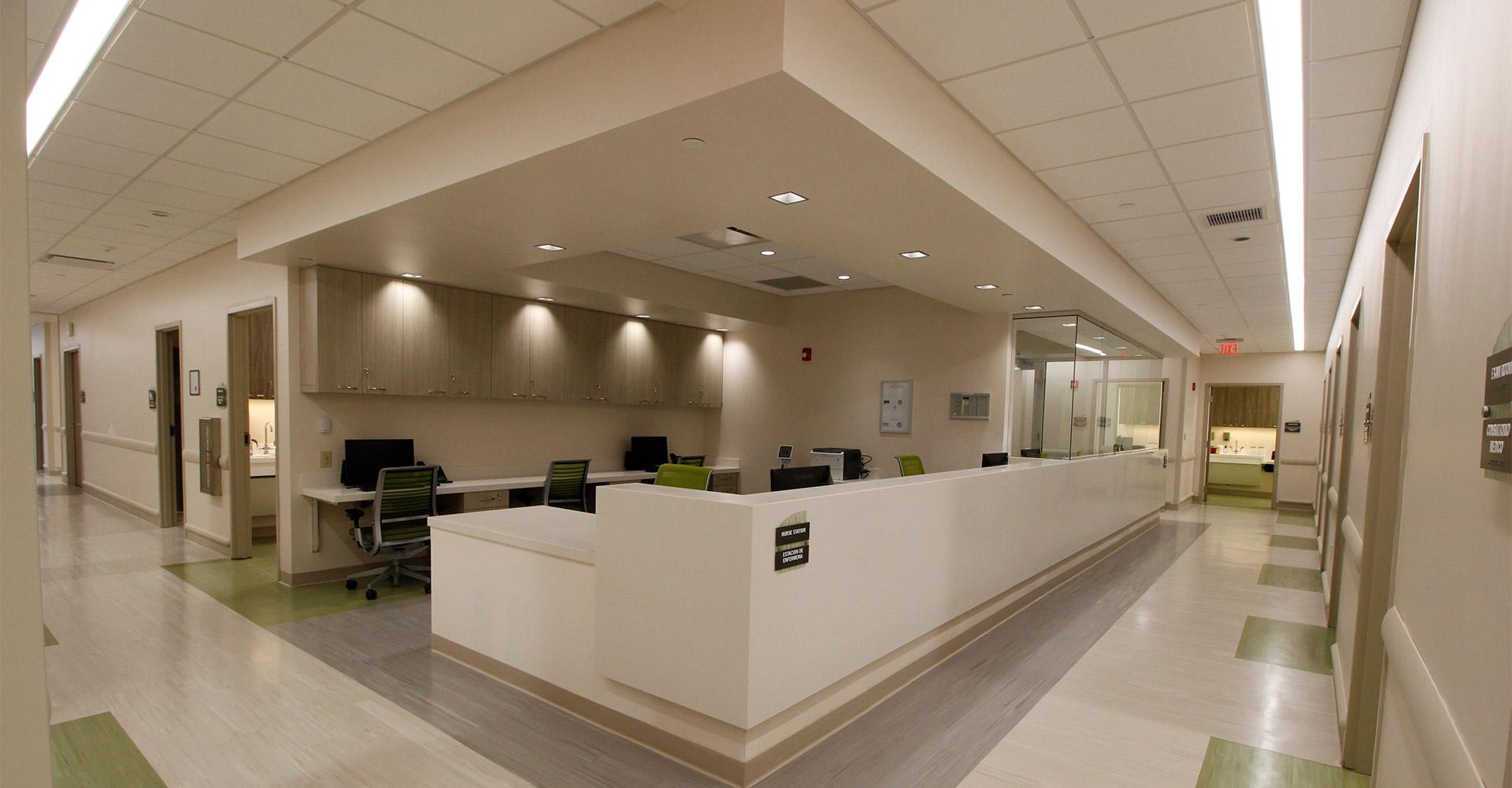 Guidewell Organizacion Sanitas Internacional Primary Care Clinics.