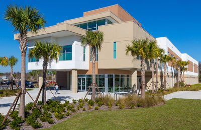 Hillsborough Community College Science & Technology Building.