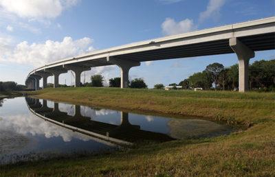 Sisters Creek Bridge.