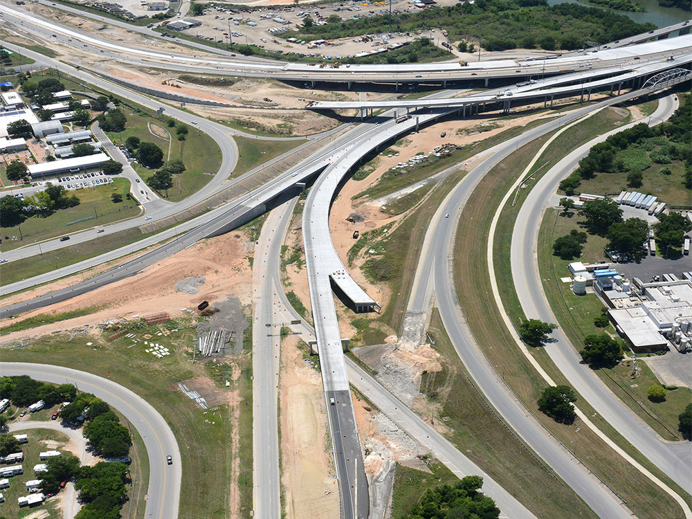 US 183 South Project in Austin, Texas.