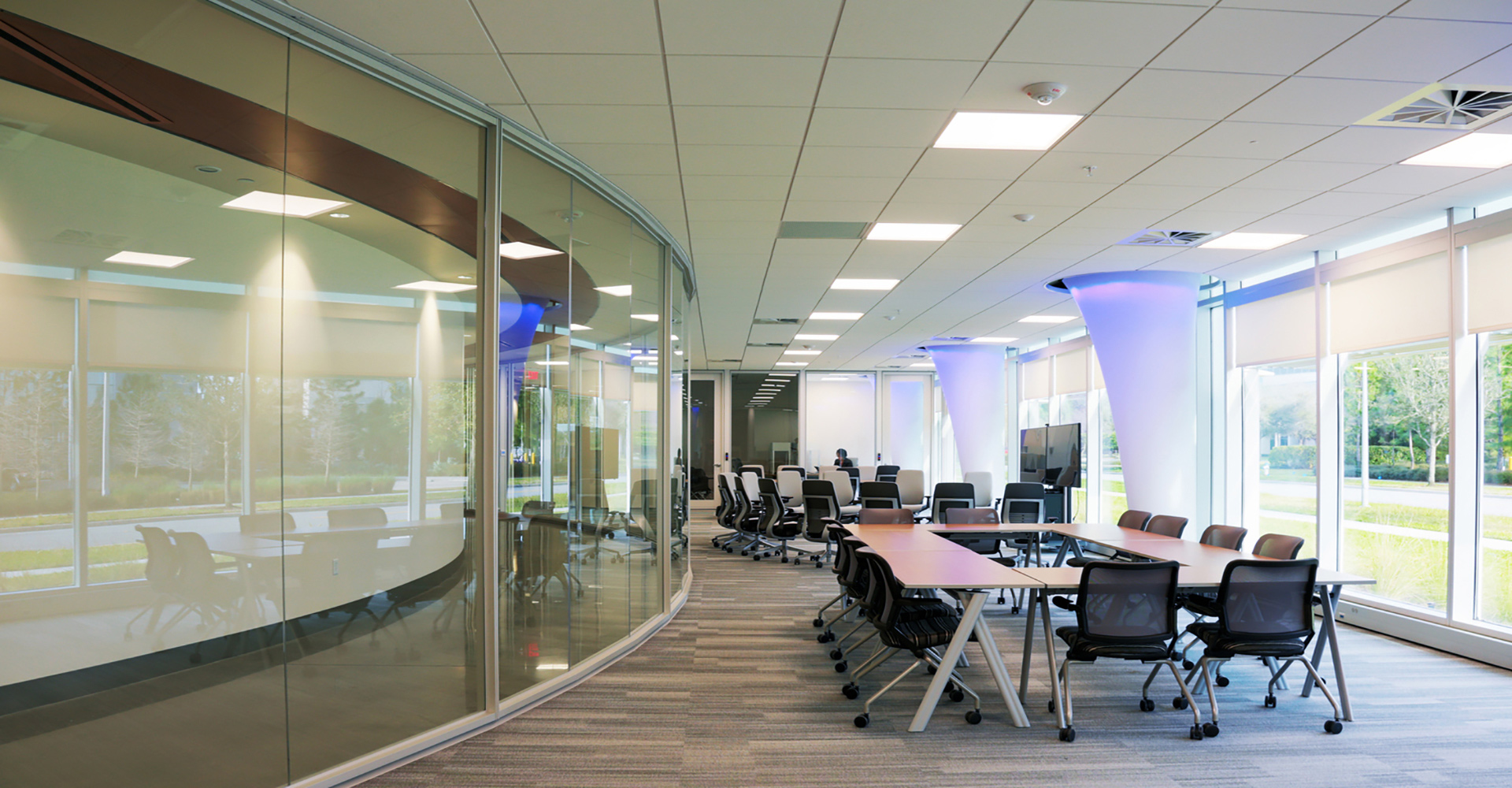Innovation Center at Lake Nona Meeting Room 2.