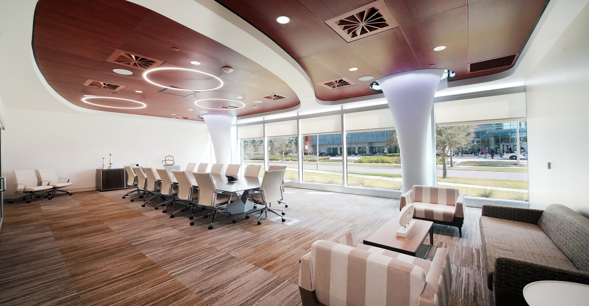Innovation Center at Lake Nona Meeting Room.