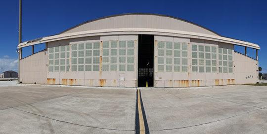 Patrick AFB Hangar DB-RFP.