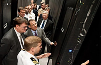 SPAWAR data center.