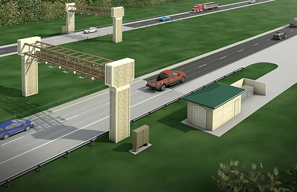 WEKIVA PARKWAY ALL-ELECTRONIC TOLLING.