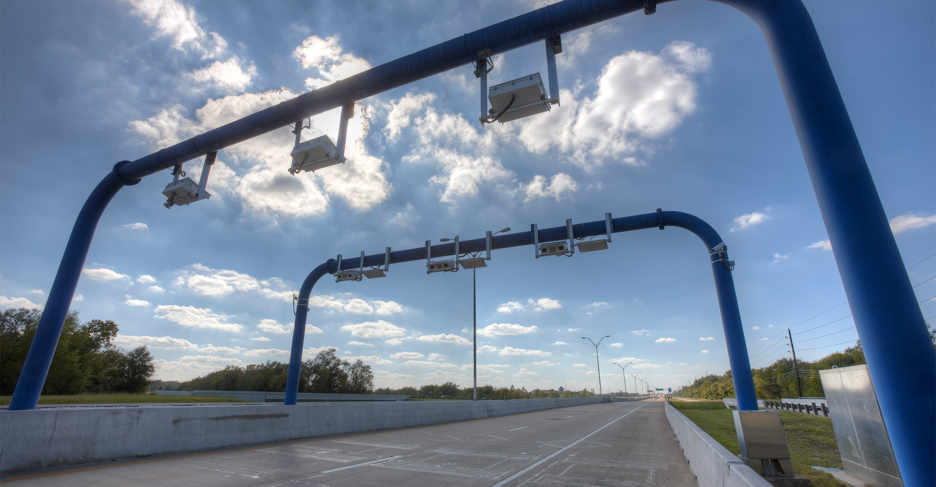 Fort Bend County Toll Road Authority monitors.