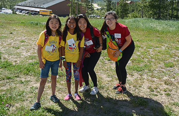 RS&H Elevate Fund supports Heritage Camps for Adoptive Families' youth programs.