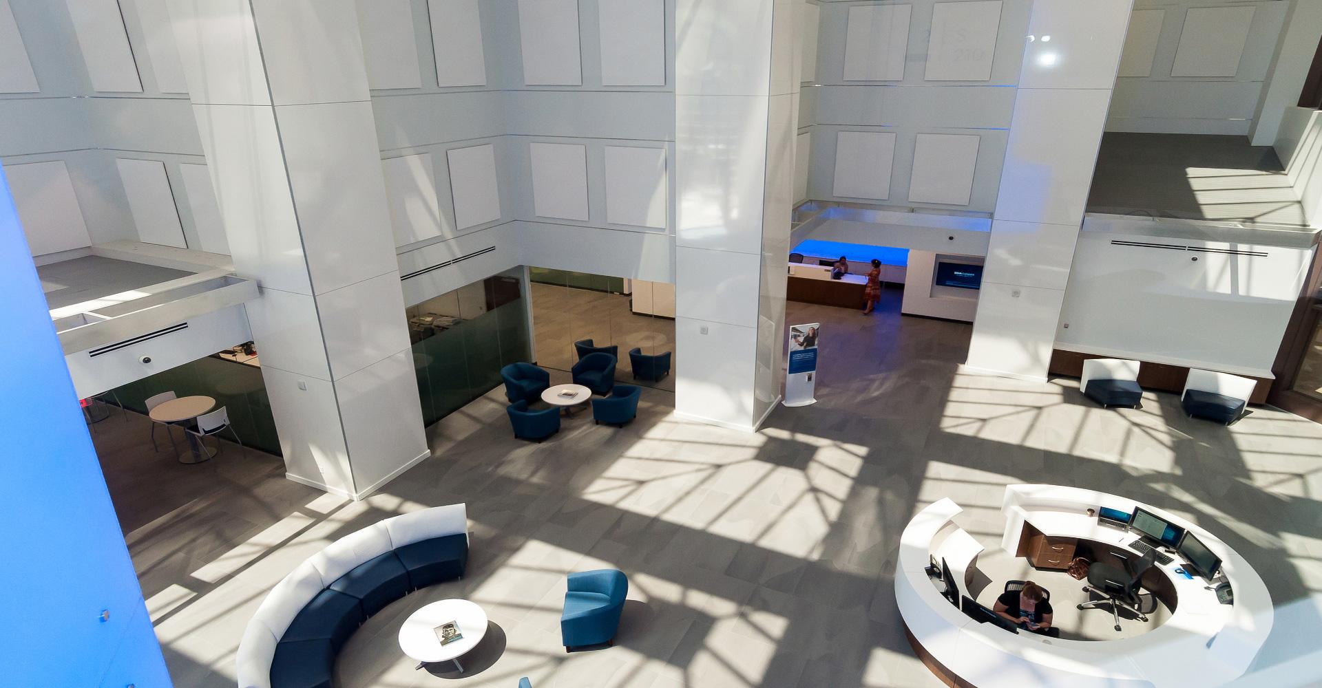 BBVA Compass Weston Center.