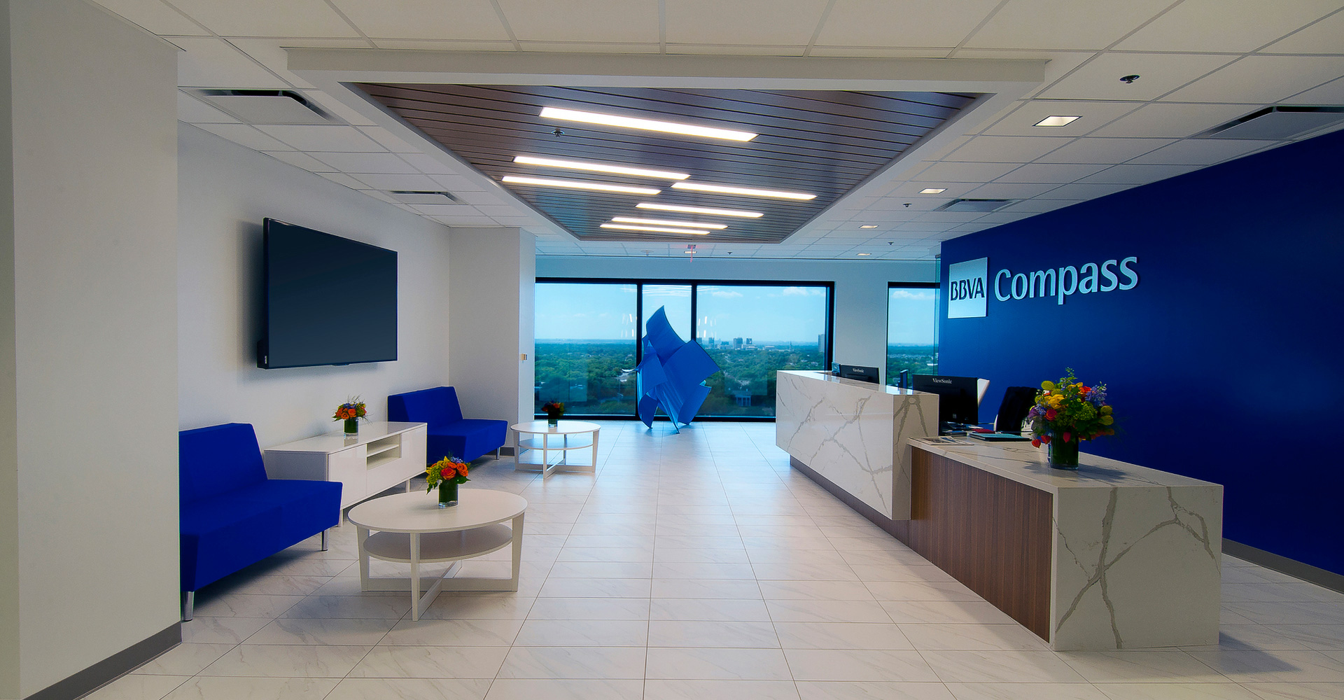 BBVA Compass Dallas Centralization.
