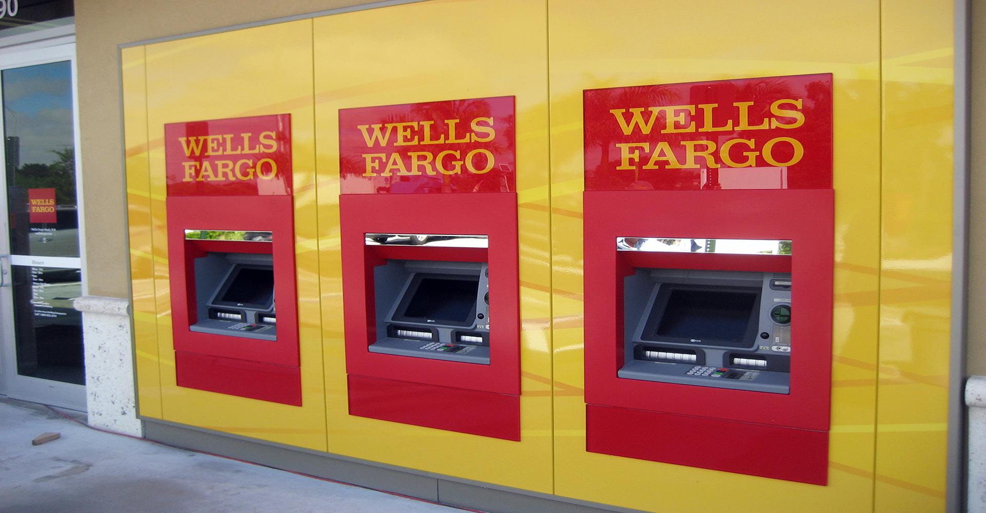 Wells Fargo Zero Net Energy.