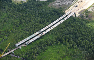 Wilmington bypass wins ENR award.