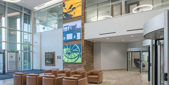 Wells Fargo Brigham Building Featured Image.