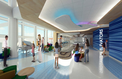 Nemours Clinic Lobby Study Featured Image.