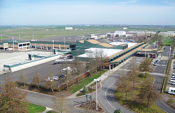 New Master Plan Provides Holistic Vision for Eugene Airport.