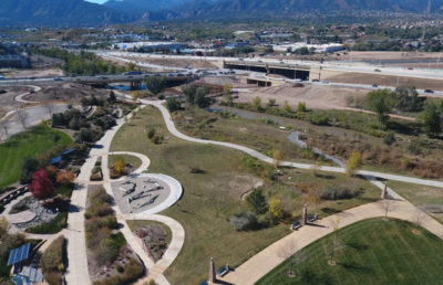 I-25/Cimarron Street (US 24) Interchange Design-Build Featured Image.
