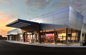 RS&H-designed St. Vincent's Clinic Opens in Jacksonville's Town Center.