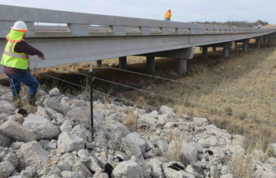 Texas Statewide Routine Bridge Inspection Featured Image.
