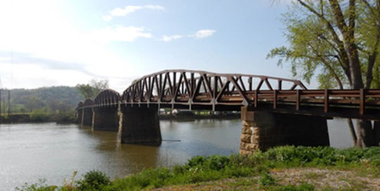 Chandlersville Haul Route Bridge and Culvert Inspections.