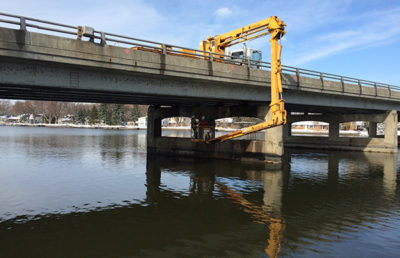 RS&H Wins ACEC-IL Award for Chapel Hill Road Bridge Rehab.