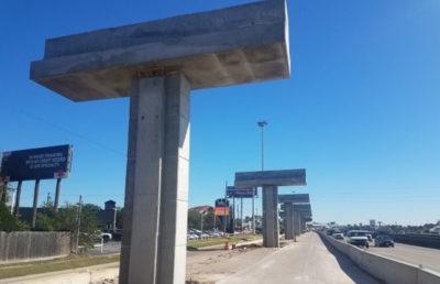 IH-45 Gulf Freeway at IH-610 Interchange Featured.
