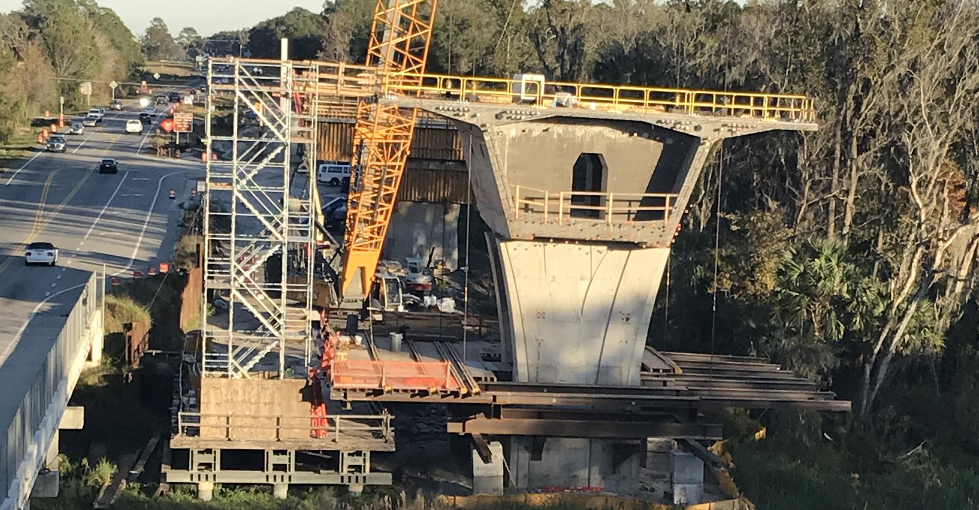 Wekiva Parkway Section 6 Design-Build.