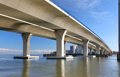 Lesner Bridge Stands as Signature Structure for Virginia Beach.