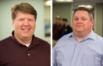 RS&H Promotes Two Leaders to Continue Growth in Virginia, Mid-Atlantic Region.