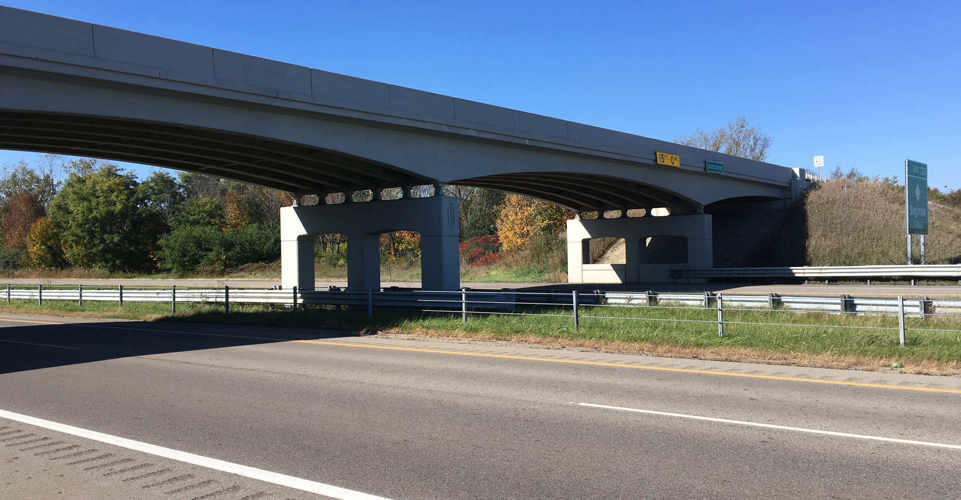 Bay Region Bridge Scoping and In-Service Inspections.