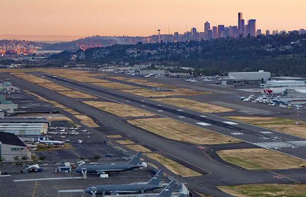 RS&H Plans King County Airport for Boeing 777X Arrival.