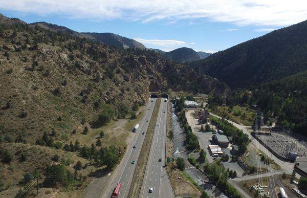 I-70 Mountain Express Lanes (EB Peak Period Shoulder Lanes) Featured.