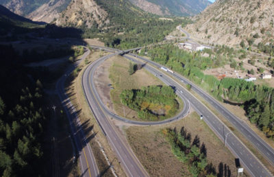 I-70 Westbound Peak Period Shoulder Lane (PPSL) Featured.