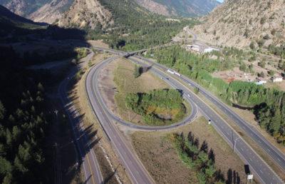 I-70 Westbound Peak Period Shoulder Lane (PPSL) Featured.