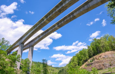 U.S. Route 460 Connector Phase Featured Image.