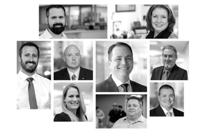 RS&H Elects Nine New Vice Presidents.