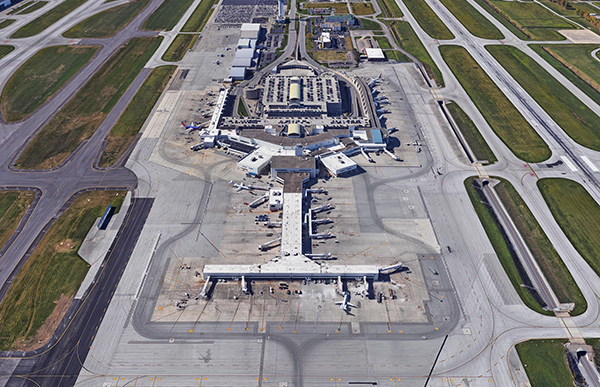 Pavement Rehabilitation Makes the Most of Airport's Resources at John Glenn Columbus International.