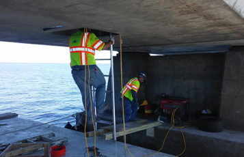 Resourcefulness, Teamwork Reopens Bridge After Emergency Closure.