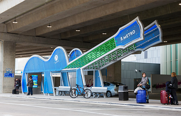Austin Bergstrom Airport Featured Image.