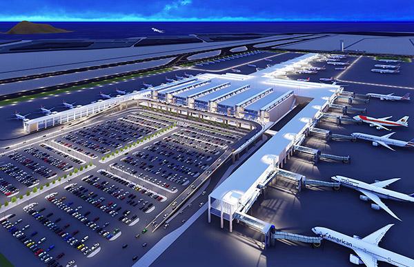 Jorge Chavez International Airport Featured Image.