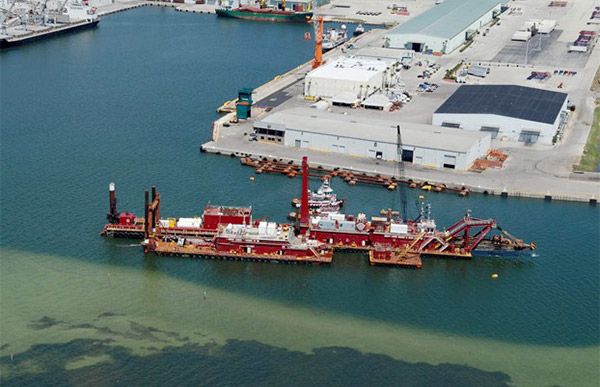 Berth Reconstruction Permitting Services Featured Image.