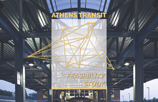 Athens Transit Feasibility Study Featured Image.