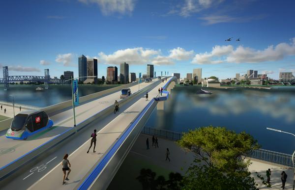 Skyway Modernization Program Featured Image.